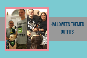 Halloween themed outfits