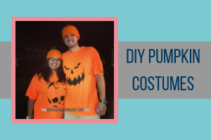 DIY Pumpkin Costumes